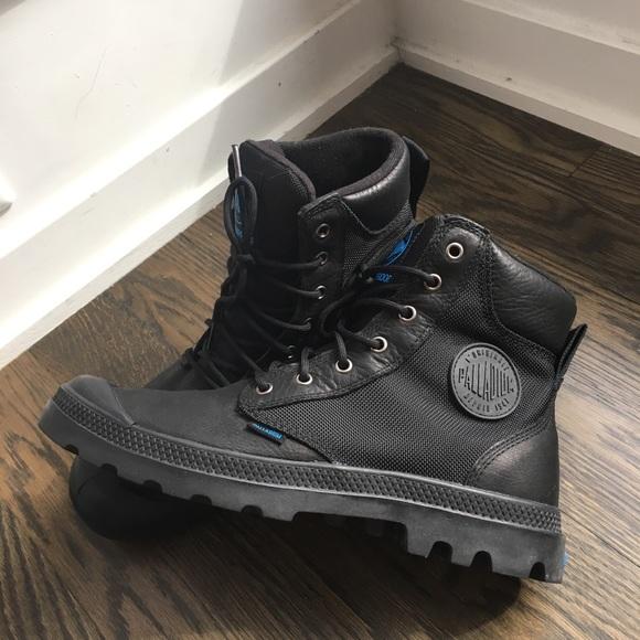 Palladium Waterproof Boots Size 15